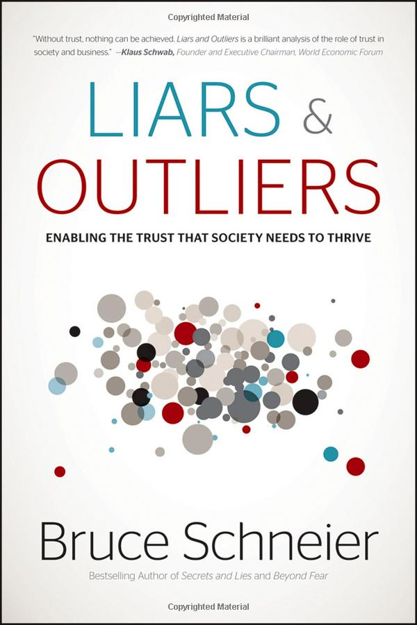 Liars and Outliers Book Cover